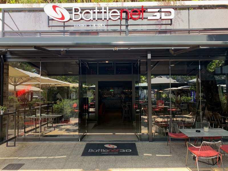 Battlenet Μαρούσι - εικόνα 1