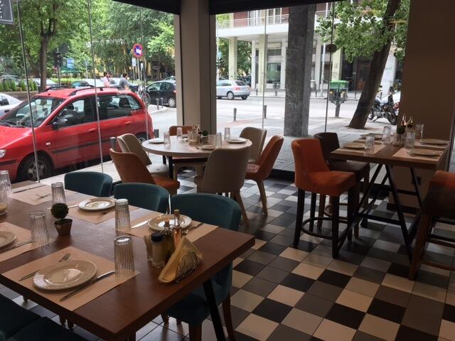 brunch στη Θεσσαλονίκη