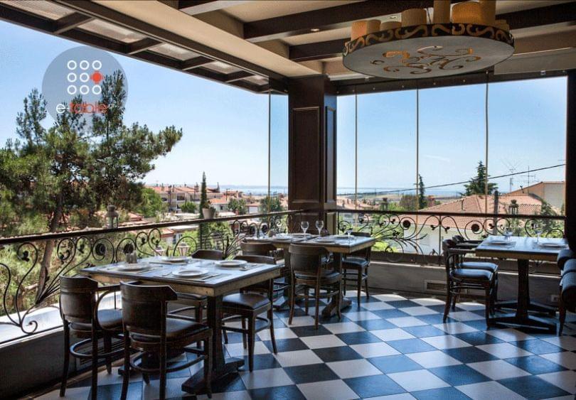 ρομαντικά εστιατόρια στη θεσσαλονίκη