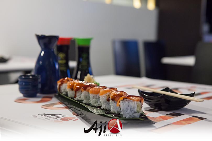 Aji sushi coupons