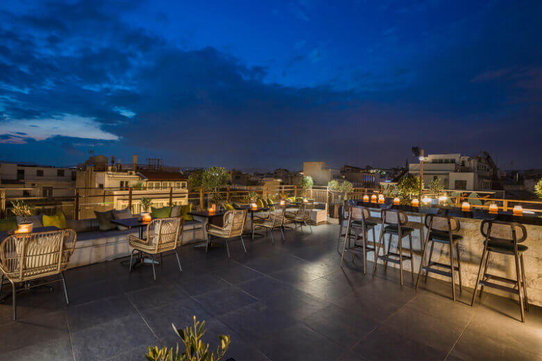 The Royal Roof (Royalty Hotel Athens) - εικόνα 1