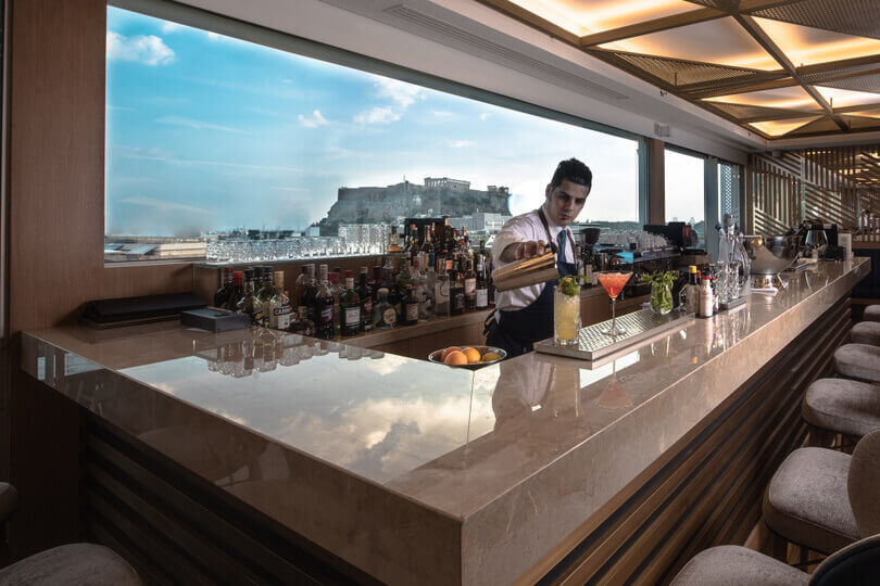 Electra 10th Rooftop Bar Restaurant - εικόνα 1