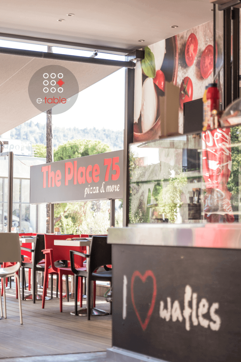 The place 75 pizza & more - εικόνα 6