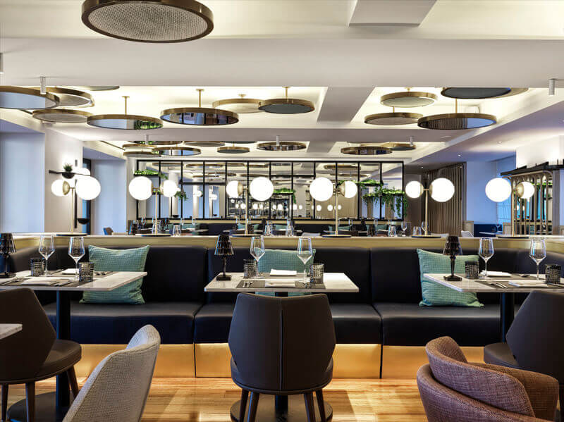 MFlavours - Athens Capital Hotel - εικόνα 1
