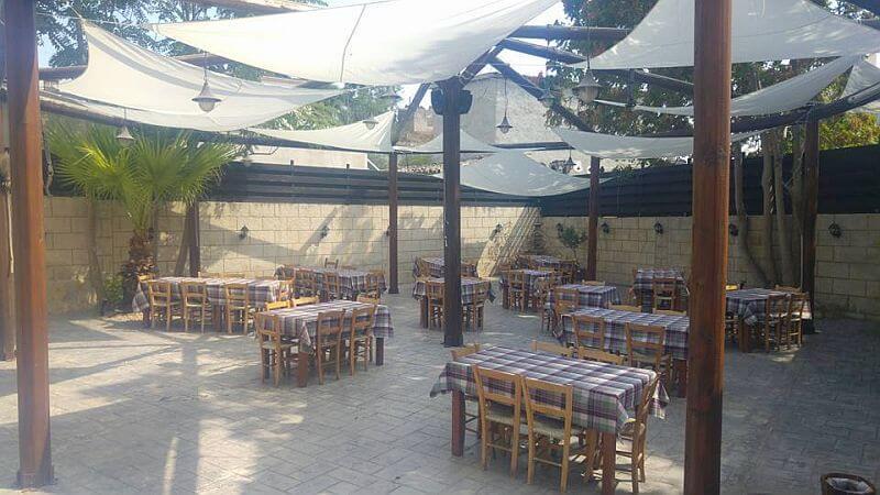 εστιατόρια στην Κύπρο