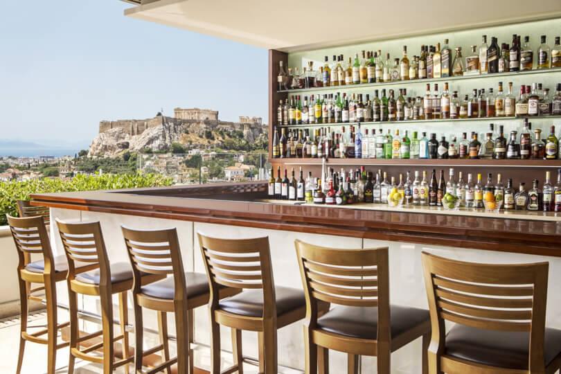 GB Roof Garden, Κέντρο Αθήνας , Μεσογειακή κουζίνα