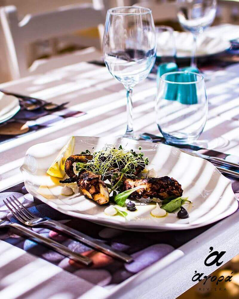 Agora Riviera Restaurant - εικόνα 4