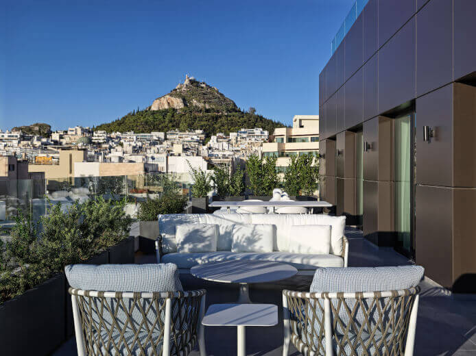 Mappemonde - Athens Capital Hotel - εικόνα 7