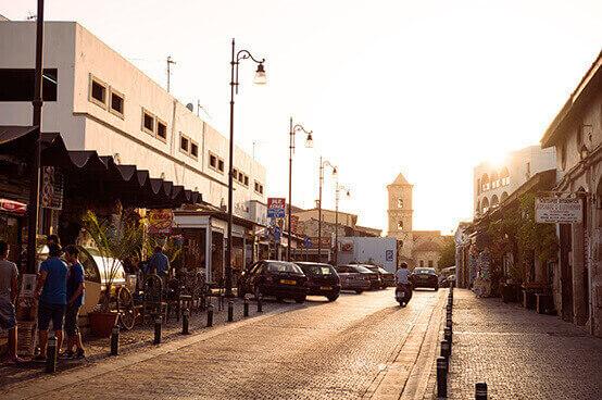 Λάρνακα city