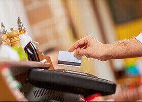 restaurants accepting visa